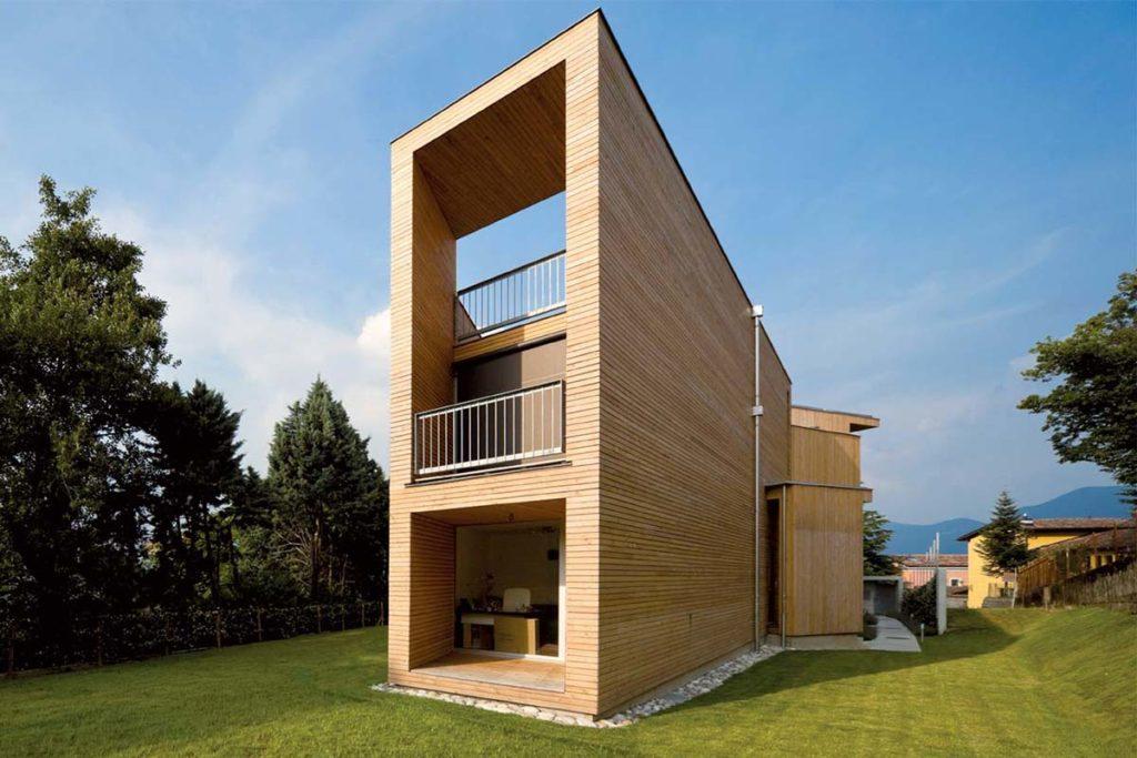 Bioedilizia costruzioni e coperture in legno for Case in legno puglia